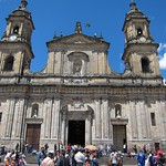 "Cathedral on Bolivar Square <a style=""margin-left:10px; font-size:0.8em;"" href=""http://www.flickr.com/photos/14315427@N00/5923403185/"" target=""_blank"">@flickr</a>"