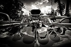 Torchmen Rod & Kustom BBQ 2011 Best-3774 (byNeil - www.byNeil.net) Tags: blackandwhite bw hot cars car vintage drag fire skull nikon paint flames neil bbq rubber racing grill tires chrome shelby hotrod rod custom deuce kustom 2011 d90 torchman neilsingh torchmen