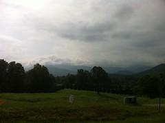 Brasstown Range