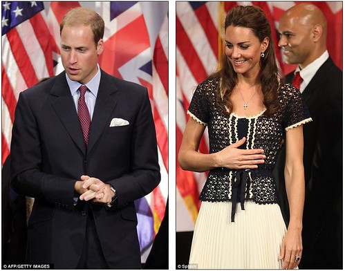 We salute you William and Kate wrap up their U.S. tour by paying tribute to brave Americans who serve in the military  2