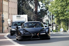 Ferrari Enzo (KELLER-Photography) Tags: street black berlin slr london car mercedes benz moss dubai stirling awesome great ferrari spot monaco mc exotic arab mclaren owned sound dollar enzo million rolls lamborghini rare supercar royce laren sportscar supercars veyron roadster supersport exoticcar supersports carspotting hypercar kellerphotography