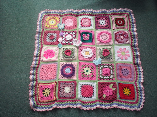 Thanks to everyone that has contributed Squares for this Blanket. 'Please add note' if you see your own Square.