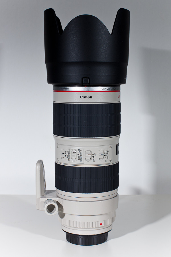 Canon EF 70-200 / 2,8 L IS USM II