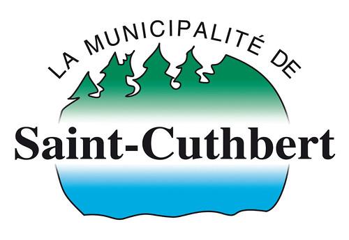 Logo municipalité de Saint-Cuthbert