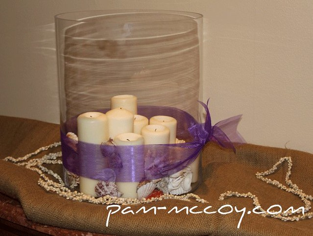PAM_0065-centerpiece-shells-in-glass-container-with--candles