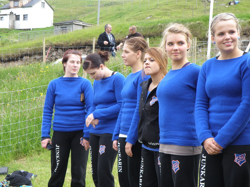 Faroe islands women