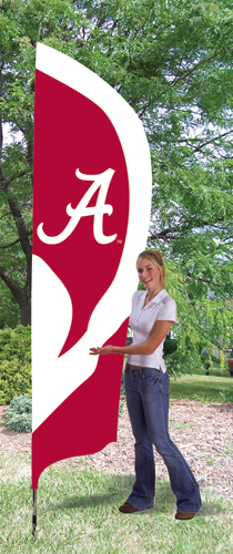 Alabama Tall Feather Flag