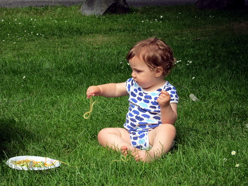 Lasso Noodle in the park!