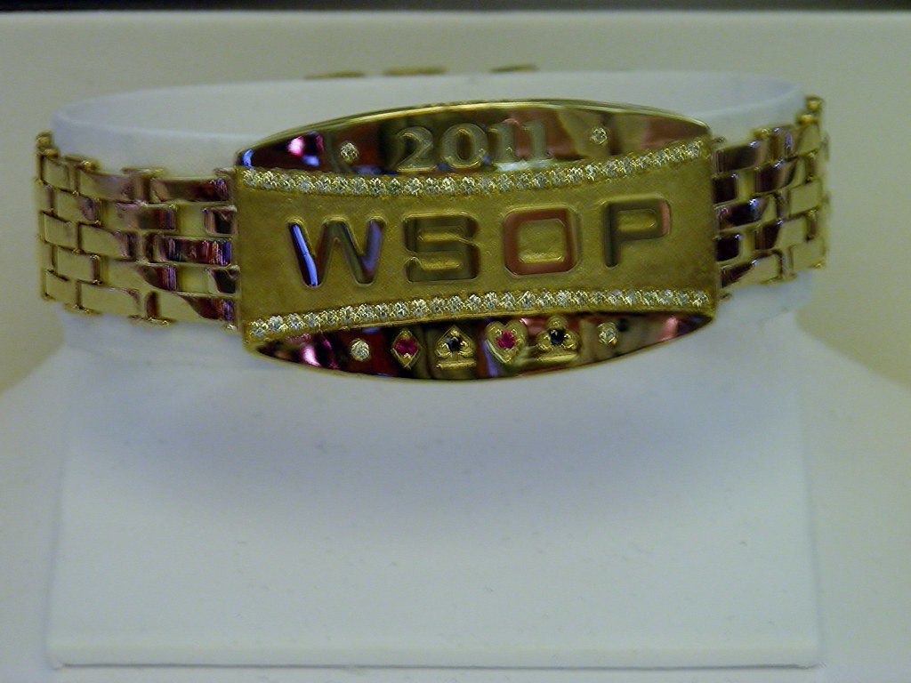 World Series of Poker 2011 Braclet