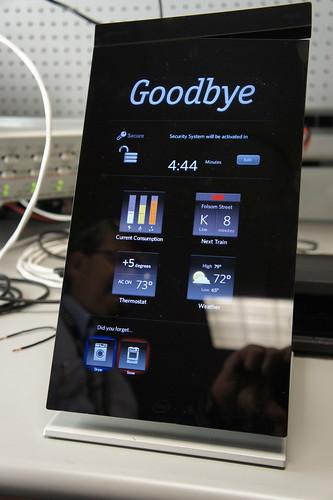 Home Energy Monitor - Goodbye