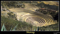 Moray (Fil.ippo) Tags: travel inca site terraces ruin crops viaggi filippo moray archeological terrazzamenti d5000 coltura