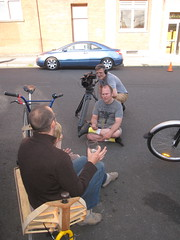 cargobike roll call_08 (METROFIETS) Tags: green beer bike bicycle oregon garden portland construction paint nw box handmade steel weld coat transport craft cargo torch frame pdx custom load cirque woodstove builder haul carfree hpm suppenkuche stumptown paragon stp chrisking shimano custombike cargobike handbuilt beerbike workbike bakfiets cycletruck rosecity crafted 4130 bikeportland 2011 braze longjohn paradiselodge seattlebikeexpo nahbs movebybike kcg phillipross bikefun obca ohbs jamienichols boxbike handmadebike oregonhandmadebikeshow nntma hopworks metrofiets cirqueducycling oregonmanifest matthewcaracoglia palletbike oregonframebuilder seattlebikeshow bikefarmer trailheadcoffee cargobikerollcall