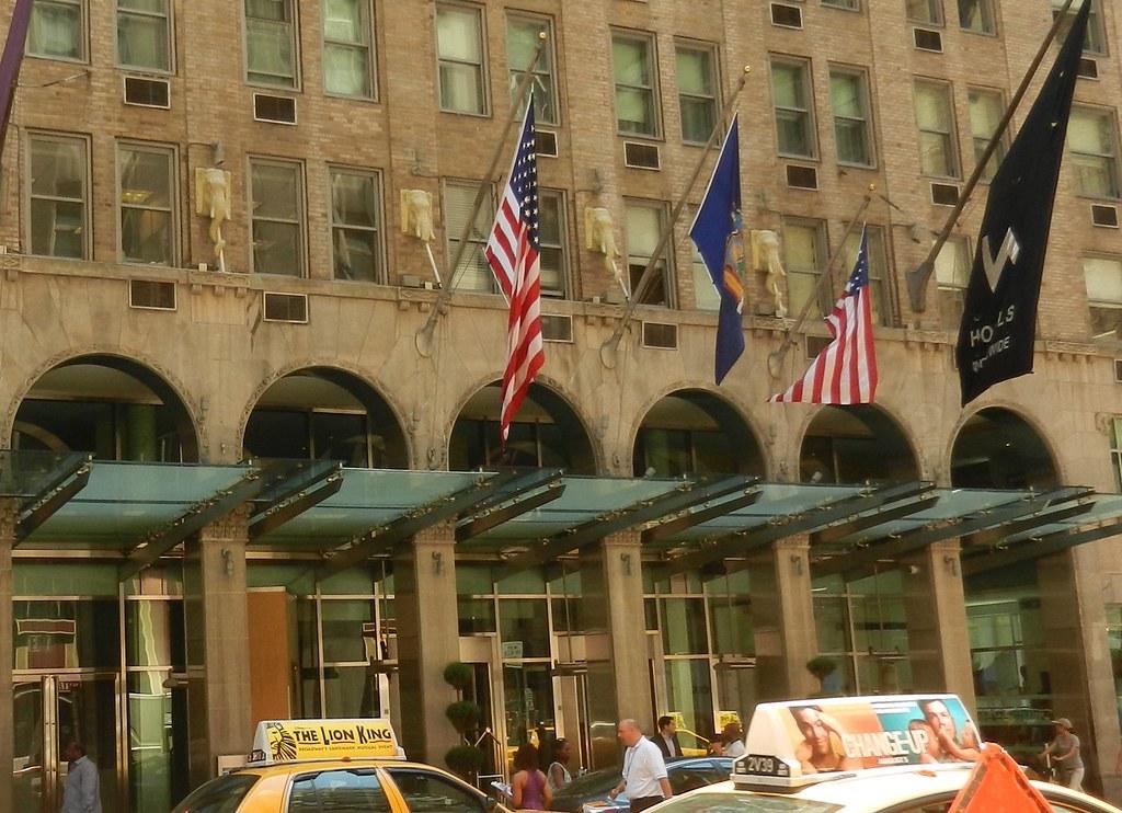 W Hotel New York Lexington