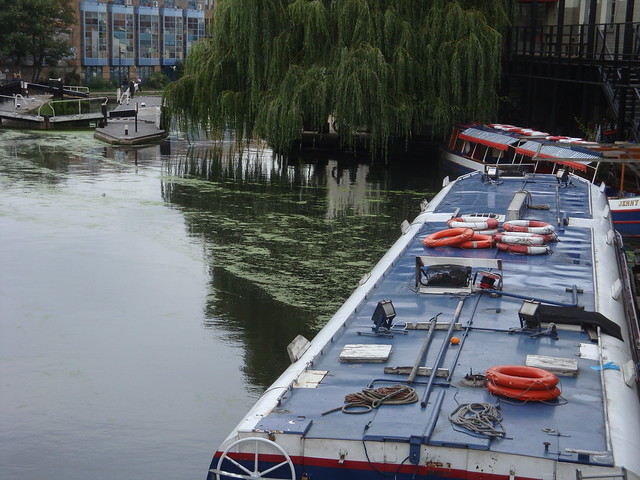 Camden Grand Union Canal-8