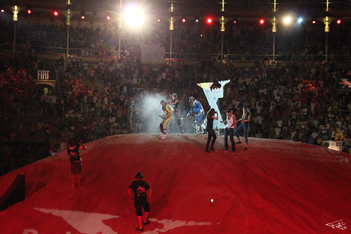 Ganadores del Red bull X fighters 2011