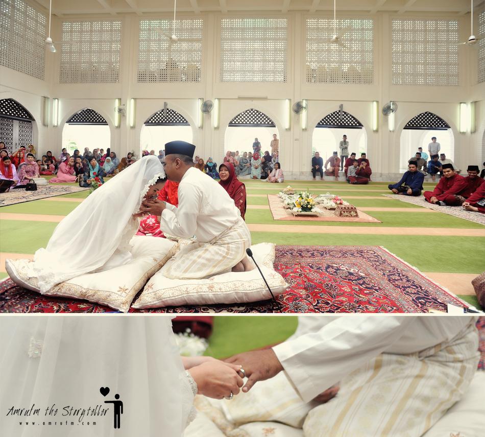 Debrina Aliyah & Muhammad Ali - Akad Nikah 010