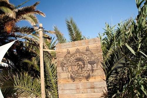 Diesel Island Ibiza Party at S'estanyol
