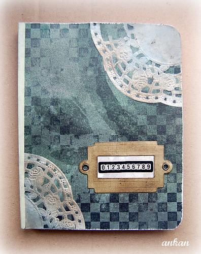kartka z shadowboxem - scrapki.pl
