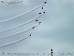Red Arrows 2/11