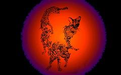 Ocelot so '80 (Antonio Zagabria) Tags: toxic acid popart oneiric braindamage zagabria fastidious inglorious oneiricocelot