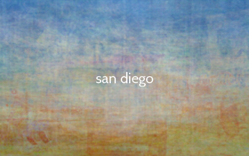 the color of san diego