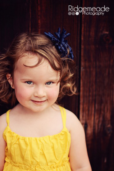 Mabry Grace 3years 8months