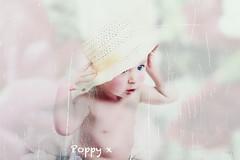 re- edit of my beautiful niece (FayeElizabeth_1950) Tags: portrait baby vintage tectures