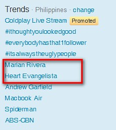 heart evangelista vs marian rivera