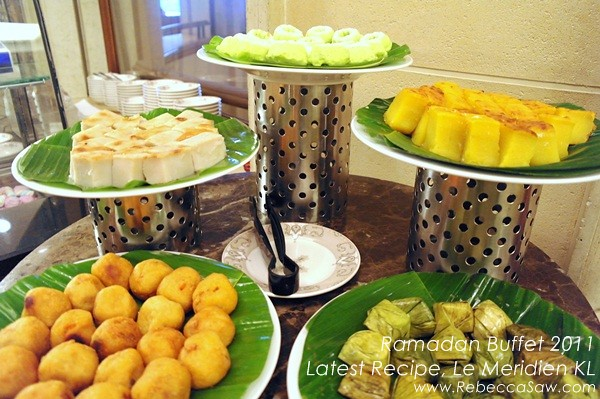 Ramadan Buffet - Latest Recipe, LE Meridien-41