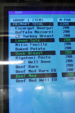computer menu