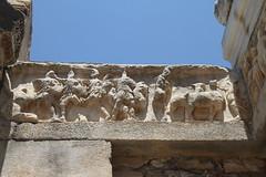 Ruins of Ephesus(Efes),Turkey (CTPPIX.com) Tags: voyage trip vacation canon turkey eos ancient ruins tour roman urlaub turkiye ct carving 7d ctp selcuk ephesus efes ege turchia tatil turkei christpehlivan ctppix cipuratur cipuratour egeturu
