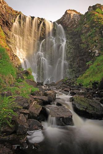 Assynt Falls.