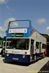 MBE613R stagecoach fleetline 15513 (martin 65) Tags: bus buses derbyshire stagecoach fleetline 15513