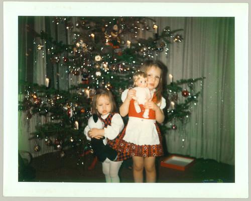 Dolls for Christmas