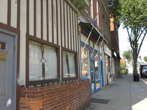 Main Street Buildings