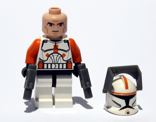 Cody without a helmet