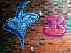 (Eimearmck) Tags: life park street city blue urban colour art rock photography graffiti photo interesting intense punk random tag belfast scene tmn iphone anco mywinners exploredreamdiscover foxypink eimearmck