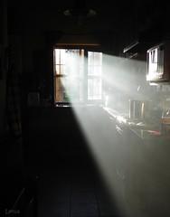 El sol en la cocina (Letua) Tags: light sun luz sol window kitchen fog ventana smoke cocina humo aficionados platinumheartaward tufotoesarte mygearandme mygearandmepremium mygearandmebronze mygearandmesilver mygearandmegold mygearandmeplatinum corazonypasion