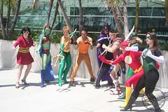 gender bender JLA 015 (IdleHandsBlog) Tags: costumes cosplay comicbooks dccomics popculture justiceleague sandiegocomicconcoverage
