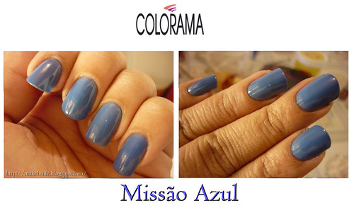 Colorama - Missão Azul