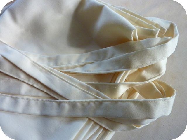 chuppah sewing
