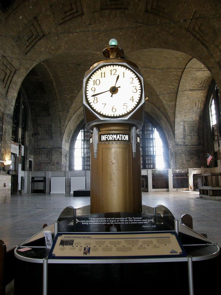 Central Terminal Clock
