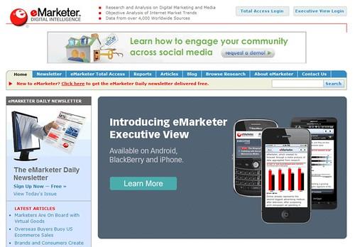 eMarketer Blog