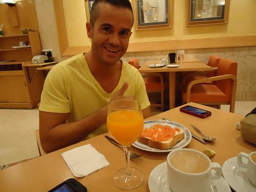 Zaragoza | Cafetería de El Corte Inglés | Rodrigo