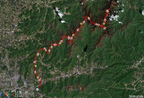 Mt Mitchell 7-28-2011