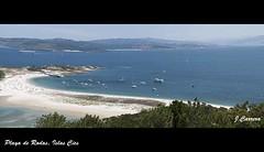 Islas Cies, playa de Rodas (canecillo) Tags: parque naturaleza playa galicia gaviotas islas vigo atlantico sistema ecologia cies rodas playaderodas
