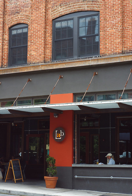 L.A.B. (Lexington Avenue Brewery) in Downtown Asheville, NC