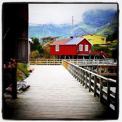 Lofoten, Å - 29.07.2011