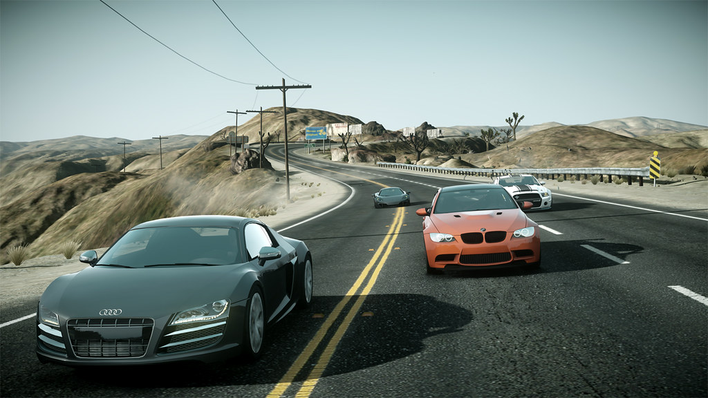 Need for Speed: The Run (Run for the Hills)