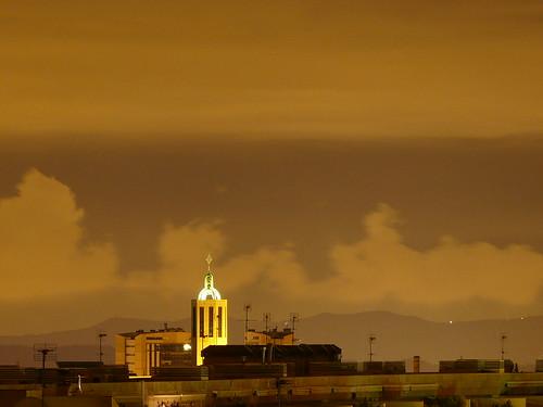terrassa de nit